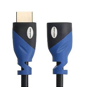 Cabo Extensor HDMI 2.0 1,8 metros