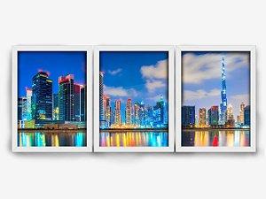 Kit Quadros Dubai