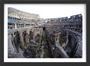 Quadro Coliseu Interno