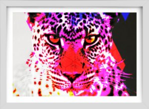 Quadro Leopardo