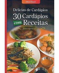 30 CARDÁPIOS COM RECEITAS