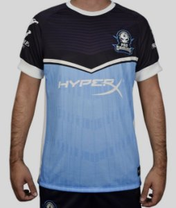 Uniforme Oficial ProGaming Esports Blue Edition