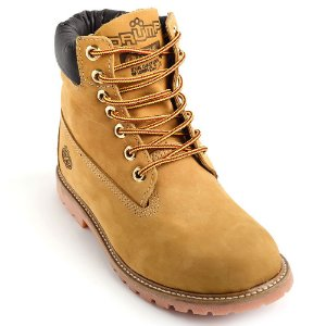 Bota Drump Tipo Timberland Yellow Boot Masculina/feminina Yellow