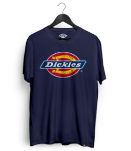 Camiseta Dickies Logo Marinho