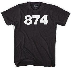 Camiseta Dickies 874 Preta