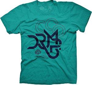 Camiseta Large DRUMP Masculina Mosaico