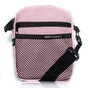 MINI BOLSA SHOULDER BAG DRUMP ROSA