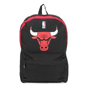 Mochila Nba Chigago Bulls Preta