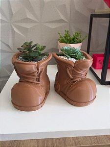 Vaso bota grande
