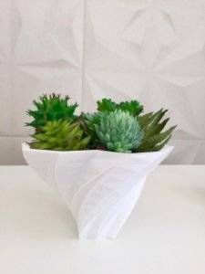 Vaso espiral