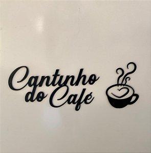 Palavra Cantinho do Café