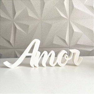 Palavra Amor