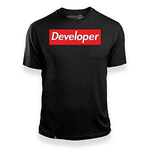 Camisa Developer Preta