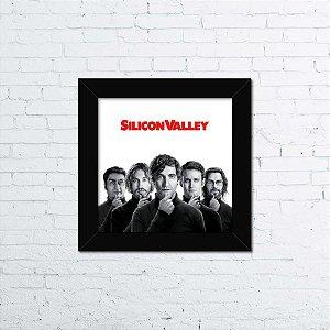 Quadro Silicon Valley 1ª Temporada