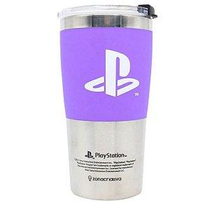 Copo viagem Max Spirit Of The Play - PlayStation