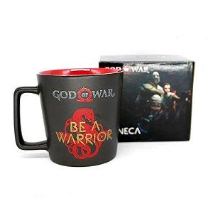 Caneca Buck God Of War Be a Warrior