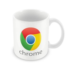 Caneca Google Chrome