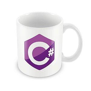 Caneca Linguagem de Programação C#