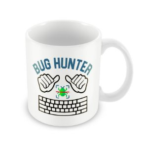 Caneca Bug Hunter