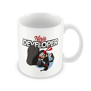 Caneca Ninja Developer