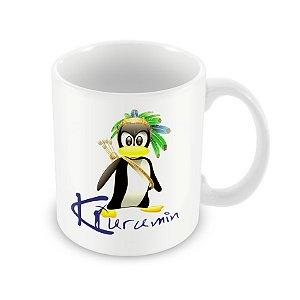 Caneca Kurumin Linux