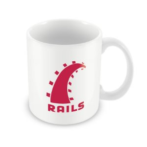 Caneca Ruby on Rails