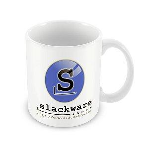 Caneca Slackware Linux