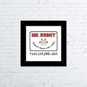 Quadro Mr. Robot Fsociety.dat