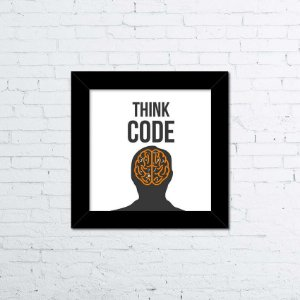 Quadro Think Code