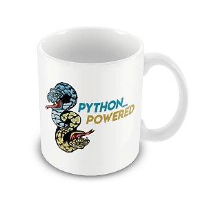 Caneca Python Powered