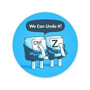 Mouse Pad CTRL + Z