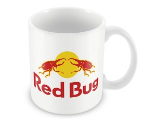 Caneca Redbug