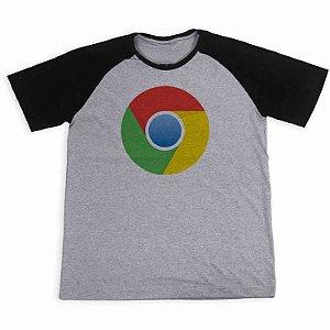 Camisa Raglan Chrome