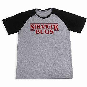 Camisa Raglan Stranger Bugs