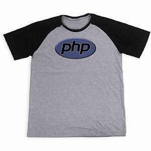 Camisa Raglan PHP