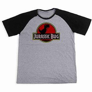Camisa Raglan Jurassic Bug