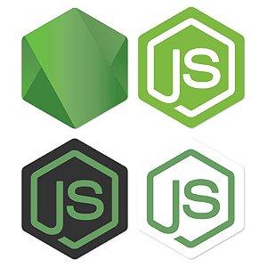 Kit porta-copos Node JS