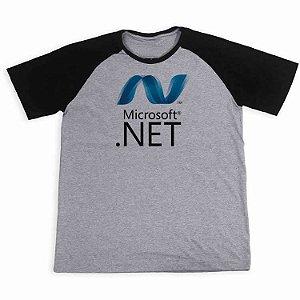 Camisa Raglan Microsoft DotNet