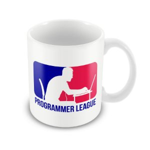 Caneca Programmer League