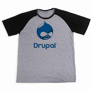 Camisa Raglan Drupal PHP