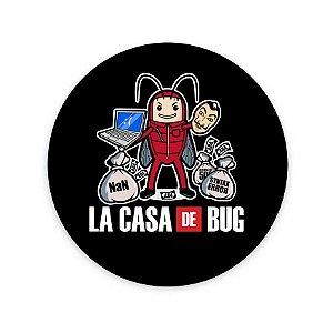 Mouse Pad La Casa de Bug