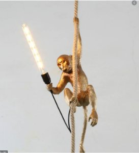 Pendente Monkey - Casa do Led (5544)