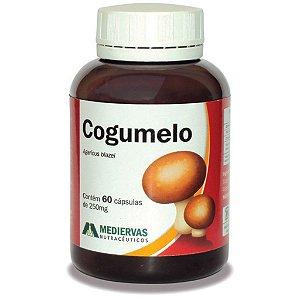Cogumelo Agaricus Blazei 60 caps 250mg Mediervas