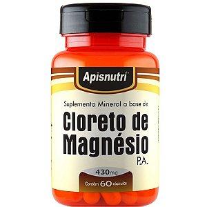 Cloreto de Magnésio P.A. 60cps 430mg