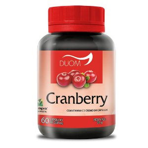 Cranberry 60cps 550mg Duom