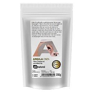 Argila Cinza 250g Peles Oleosas ou com Manchas
