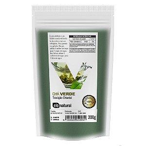Chá Verde em Pó 200g