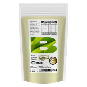 Farinha de Banana 200g