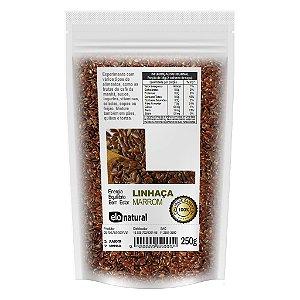 Linhaça Marrom 250g sementes