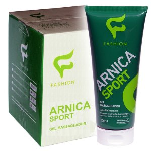 Caixa 12 Unid Arnica Sport Gel Massageador 200ml